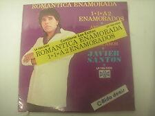 JAVIER SANTOS ROMANTICA ENAMORADA LP-16H-5306 (Brand new sealed)