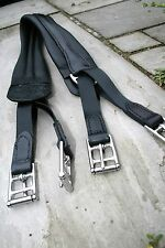 HERITAGE LEATHER HUMANE  POLO SADLE GIRTH for DEVOUCOUX BARNSBY ANTARES STUBBEN