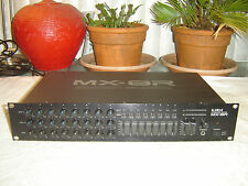 Kawai MX-8R, 8 Channel Stereo Keyboard Mixer, Vintage Rack