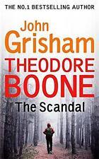 Theodore Boone: The Scandal: Boone 6 por Grisham, John Libro de Tapa Dura