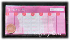 TARGET One Spot Task Pad Weekly To Do Days Of The Week For Planner Addicts