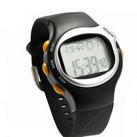 Orologio Sportivo LED Pulse Cardiofrequenzimetro Calorie Conta Fitness