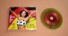 Diana Sorbello, ORIGINALE SIGNED/FIRMATO di CD COVER * noi panoramica le bandiere *