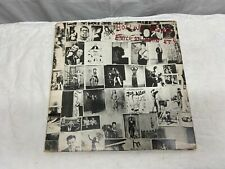 Rolling Stones Exile On Main St Vinyl Double Lp Record VG+ Nice Very Good