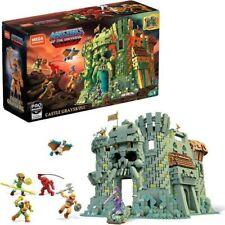 He-Man Castle Grayskull Mega Construx