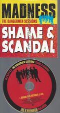 PROMO CD--MADNESS--SHAME & SCANDAL--1TR