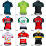 2020 Men's Cycling Jersey Riding Shirt Summer Short Sleeve Quick Dry Breathable