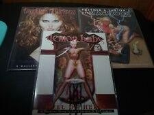 Sqp Demon Baby Little Black Book Daughters Of Darkness Vol 1 Fastner & Larson