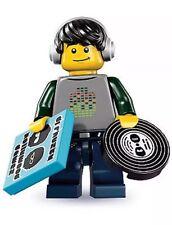 NEW FACTORY SEALED LEGO 8833 - Mini Figures Series 8 - DJ / Disc Jockey