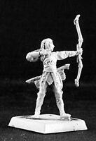 1 x LINDIR ELF VALE ARCHER - WARLORDS REAPER miniature d&d jdr elven 14421