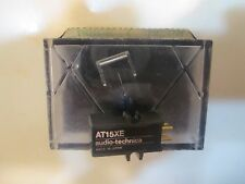 AUDIO TECHNICA AT15XE CARTRIDGE AND NEW AFTER MARKET ATN-15XE PM2287DE STYLUS