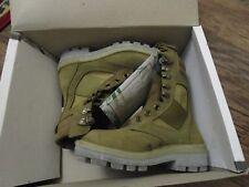 Surplus Australian Army Terra Combat Boots, brand new.