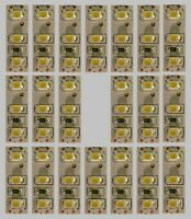 20 Stück LED Modellbeleuchtung,WARMWEIß, Mini Beleuchtung für Modellbau - E302