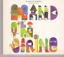 (GK62) Michael Andrews, Hand On String - 2007 DJ CD