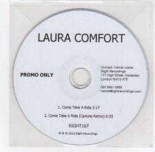 (FC172) Laura Comfort, Come Take A Ride - 2013 DJ CD