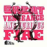 Heavy - Great Vengeance And Furious Fire [CD]