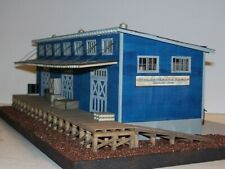 Motrak Models S Scale Consolidated Auto Parts Co. Structure - 63004 Building Kit