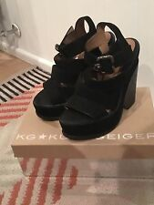 "Women's Wedge Very High (greater than 4.5"") Heels"