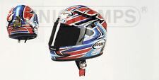 Helmet Suomy Troy Bayliss 2001 1:2 Replica 326011221 MINICHAMPS