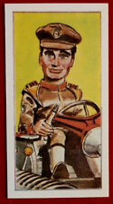 STINGRAY - Card #01 - TROY TEMPEST - CADET SWEETS (1964) - Gerry Anderson