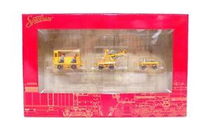 Spectrum HO Maintenance Of Way Self Propelled Speeder Work Crane Cart 16946 LNIB