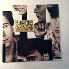 "Simple Minds Once Upon a Time VL-2342 Virgin Records Ltd 1985 12"" Vinyl"