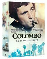 box/set 24 dvd sigi.Colombo-Collezione Completa Stagioni 1-7 versione italiana