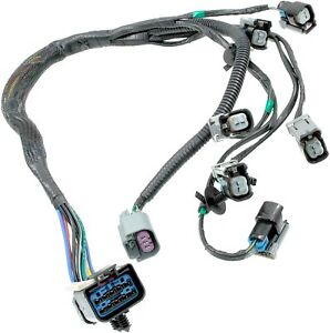 Fuel Wiring Harness For Chrysler Town & Country Voyager Dodge Caravan 911-089
