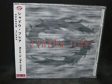 SHADOW FLARE Now Is The Time JAPAN CD Sound Of Heart Osaka Melodious Hard Rock