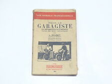 Documentazione automobile - Manuale professionale Per Il Meccanico 1951 Ed Dunod