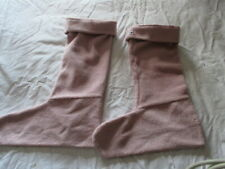 HUNTER WELLY WARMERS PINK XL SIZE 9-12