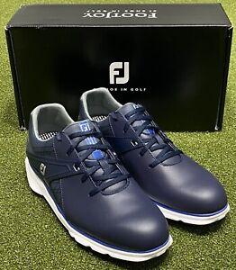 FootJoy Pro SL Spikeless Golf Shoes 53812 Navy/Blue 11 Medium (D) NEW #83150