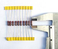 10 pcs 1/2W 2.7K 2K7 Piher resistor '90 production, for Marshall Hiwatt