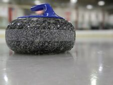 Curling Stones Rock Team Set of 8 - Real Granite - Official Size & Weight