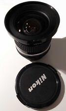 Nikon AI-S Nikkor 18mm F3.5 Super Wide Angle - Grand Angle