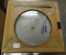 Honeywell Circular Pen Chart Recorder P/N 24001661-001 AR11BMS1005 PARTS/REPAIR