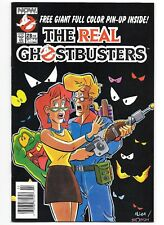 The Real Ghostbusters #28 (1988), Rare Final Issue, Now Comics