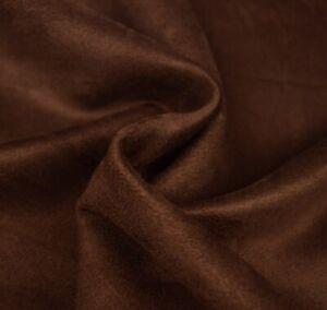 Wildleder Stoff Braun Günstig Kaufen Ebay