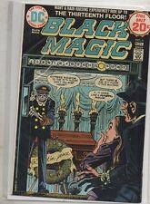 BLACK MAGIC   No 6 by DC COMICS  V FINE  1974