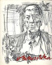 KOKOSCHKA - Novotny Fritz, Oskar Kokoschka zum 85. Geburtstag