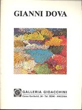 DOVA Gianni - Gianni Dova. Mostra personale
