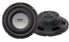 1 New Pyle PLWCH12D 12'' 1200 Watt Ultra Slim DVC Subwoofer Sub Car Audio
