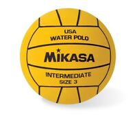 Mikasa Intermediate Youth Size 3 USA Gold Water Polo Ball (W3INT)