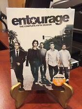 Entourage: The Complete Fifth Season (DVD, 2009, 3-Disc Set) MFG. SEALED