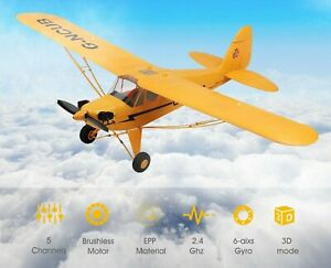 Wltoys XK A160 RC Plane 5 Channel Brushless Remote Control Airplane RTF