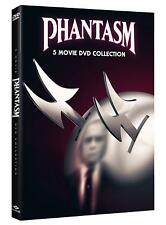 PHANTASM 5-Movie Collection OOP Don Coscarelli THE TALL MAN Angus Scrimm SEALED!