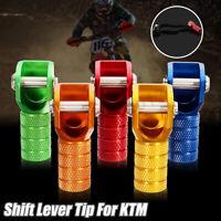 Gear Shifter Shift leva pedale suggerimento per KTM Motocross Enduro M EC S