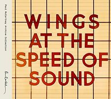 "BEATLES PAUL McCARTNEY & WINGS ""AT THE SPEED OF SOUND"" 180 Gram 2 LP w /Download"