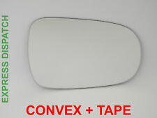 Wing Door Mirror Glass For DAIHATSU SIRION 1998-05 Convex Right side #DH001
