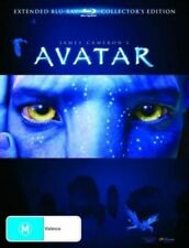 Avatar - Extended Collectors Ed Fan Pack Blu-ray 2cf2